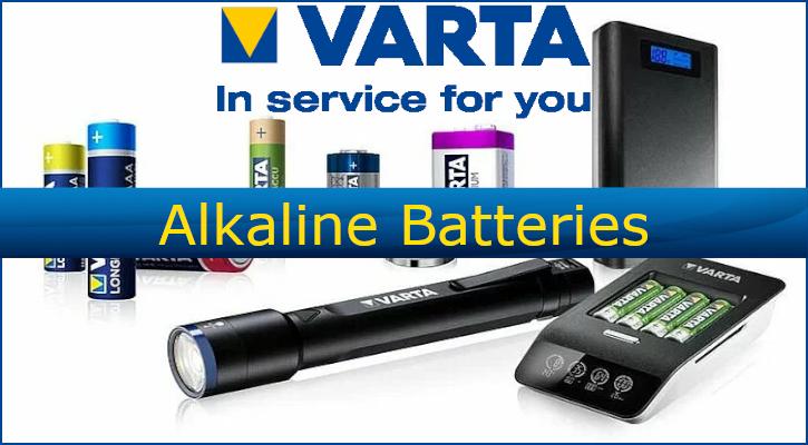 VARTA Alkaline